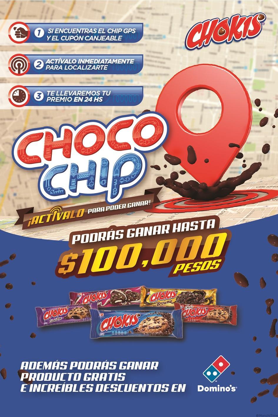 Promoción_Choco Chip