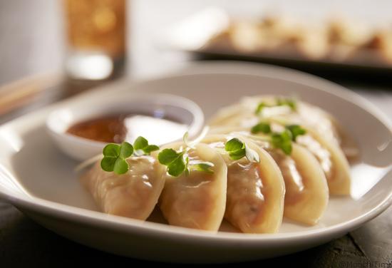 Shrimp & Butternut Squash Dumpling