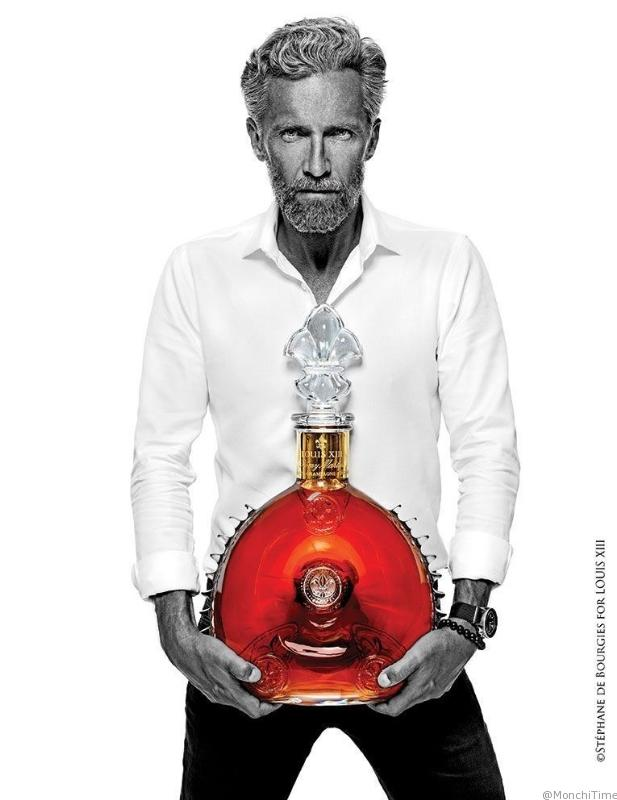 LOUIS XIII LE MATHUSALEM by Stephane de Bourgies (PRNewsFoto/LOUIS XIII Cognac)