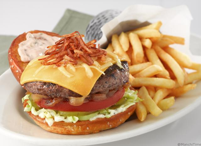 CCF American Cheeseburger 1