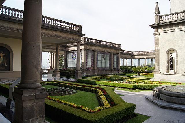 CastilloChapultepec-mentos