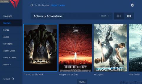 Delta Studio movies GUI 2