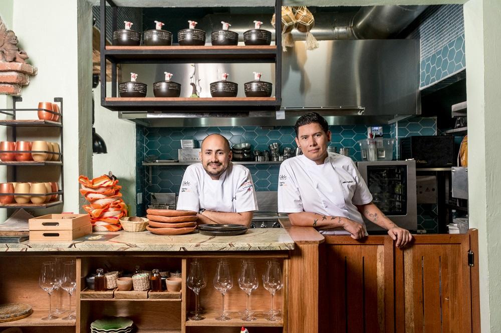 Jaime Rodríguez y Sebastián Pinzón