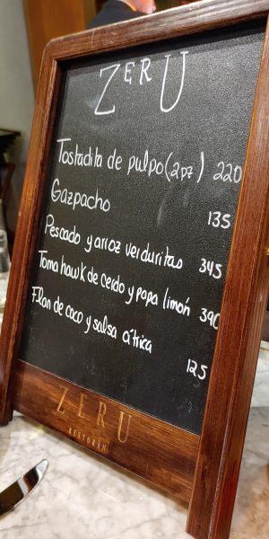 Zeru Restorán