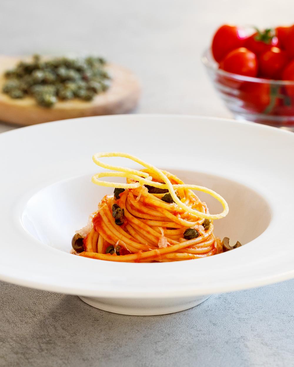 Spaghetti alla Puttanesca Barilla