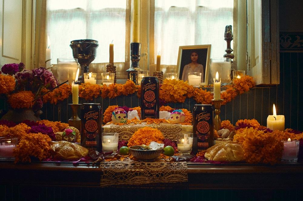 Ofrenda Altar Día de Muertos